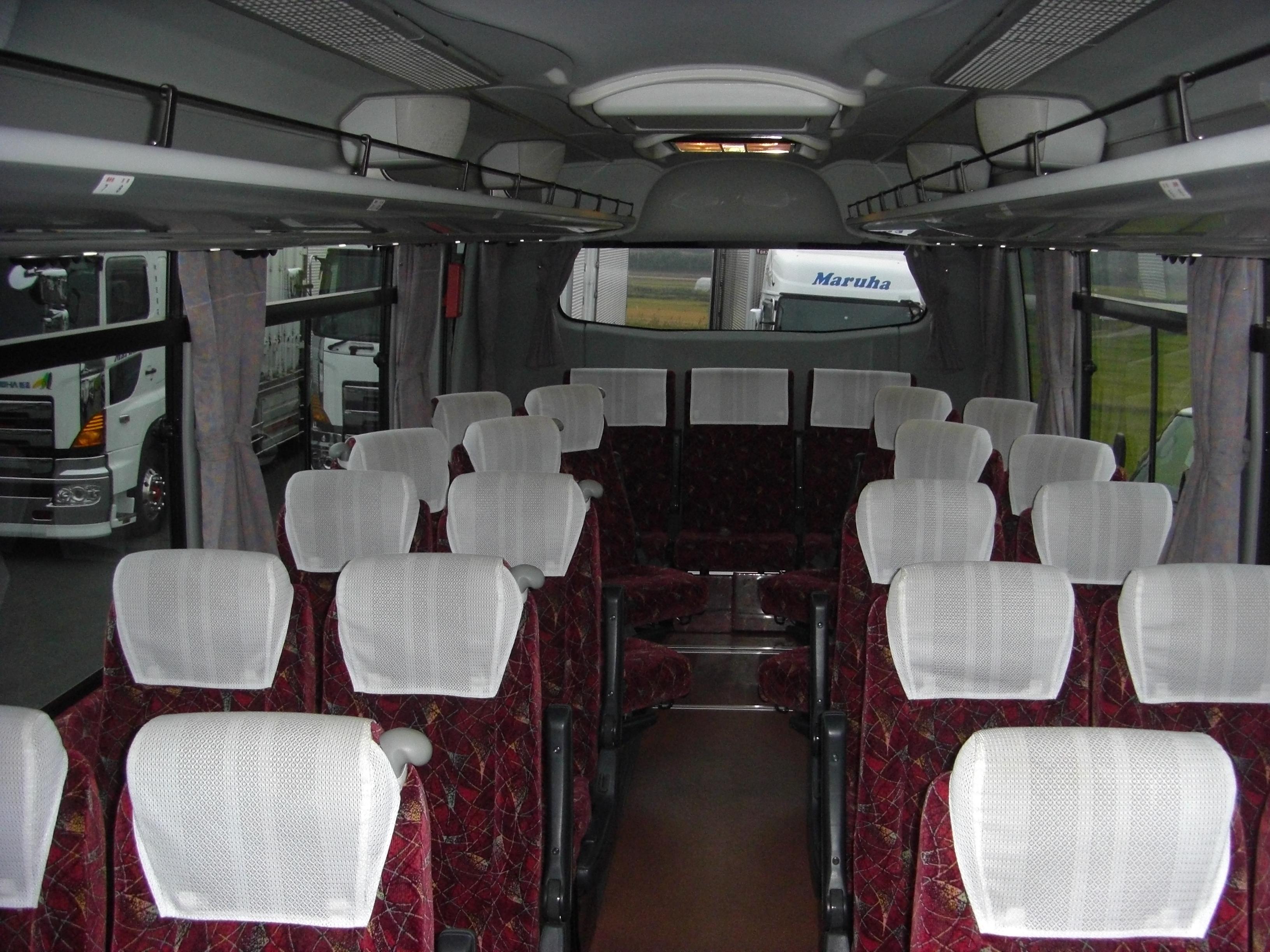 【中型バス】日野Jバス
